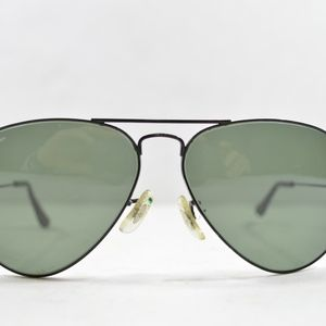 42ac53d57c Ray-Ban Accessories - Vintage 80s RAY BAN Bausch Lomb Aviator Sunglasses